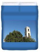 Ojai Post Office Tower Duvet Cover