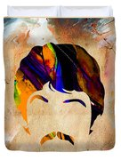 Paul Mccartney Collection Duvet Cover