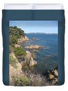Peninsula Gien Duvet Cover