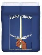 Poster Health, C1937 Duvet Cover