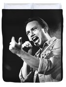 Queensryche - Geoff Tate Duvet Cover