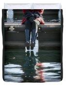 Reflection Duvet Cover