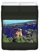 Rim Rock Colorado Duvet Cover