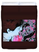 Rose Aroma Duvet Cover