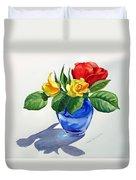 Roses Duvet Cover