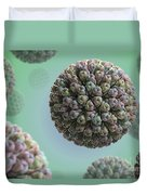 Rotavirus Duvet Cover
