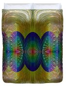Salsify Abstract Duvet Cover
