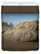 Sea Stacks Duvet Cover