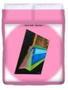 Shot Shift - Hermite 2 Duvet Cover