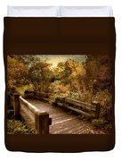 Splendor Bridge Duvet Cover