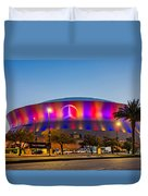 Superdome Duvet Cover
