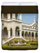 The Aga Khan Palace Duvet Cover