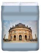 The Bode Museum Berlin Germany Duvet Cover