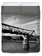 The Millenium Bridge Duvet Cover