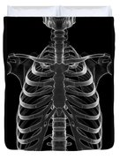 The Rib Cage Duvet Cover