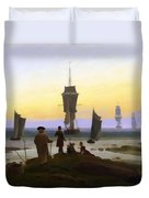 The Stages Of Life  Duvet Cover