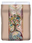 The Tree Of Life Duvet Cover
