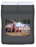 Tractor Pull Duvet Cover