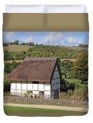 Traditional Cottage Sussex Uk Duvet Cover