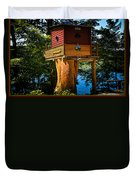 Tree House Duvet Cover