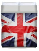 Uk Flag Duvet Cover