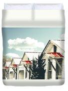 3-v Motel St Francisville La Duvet Cover