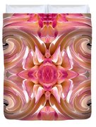Valley Porcupine Abstract Duvet Cover