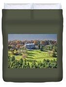 Vanderbilt Mansion Duvet Cover