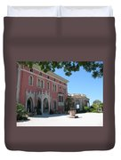 Villa Ephrussi De Rothschild Duvet Cover