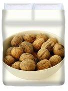 Walnuts Duvet Cover