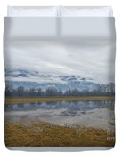 Water Puddle Duvet Cover