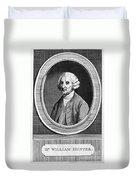 William Hunter (17178-1783) Duvet Cover