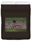 Wine Of Rhine Duvet Cover