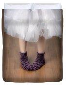 Woollen Socks Duvet Cover