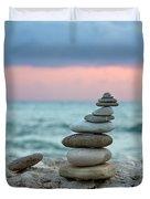 Zen Duvet Cover by Stelios Kleanthous