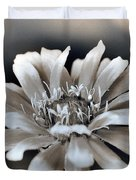 Zinnia From The Whirligig Mix Duvet Cover