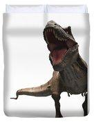 Dinosaur Tyrannosaurus Duvet Cover