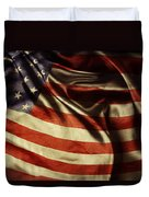 American Flag  Duvet Cover