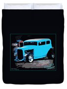 32 Ford Victoria  Duvet Cover