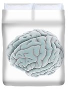 Human Brain Duvet Cover