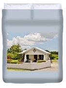 343 Cottage Duvet Cover
