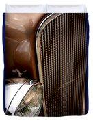 35 Chevy Duvet Cover