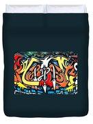 Graffiti Duvet Cover