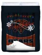 Chicago Bears Duvet Cover