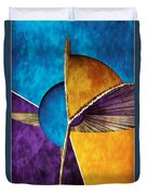 3d Abstract 23 Duvet Cover