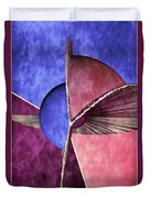 3d Abstract 24 Duvet Cover