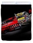 1974 Lola T332  F5000 Race Car V8 5 Litre Duvet Cover