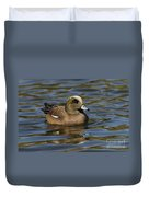 American Widgeon Duvet Cover