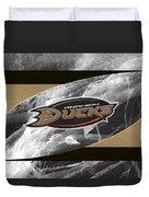 Anaheim Ducks Duvet Cover