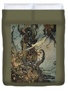 Andersen: Little Mermaid Duvet Cover